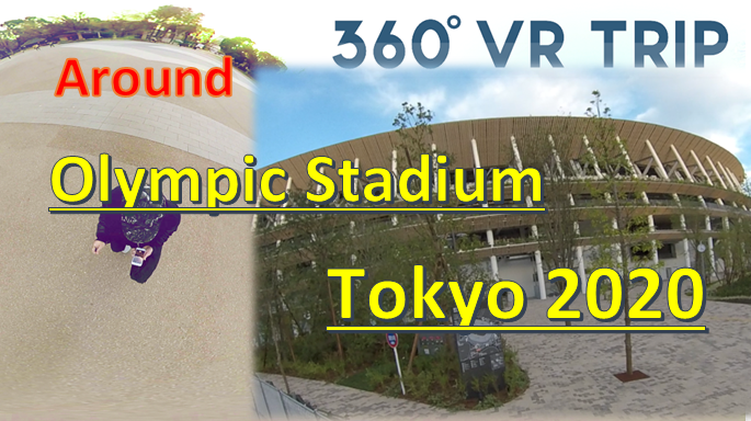 olympic stadium in tokyo 2020
