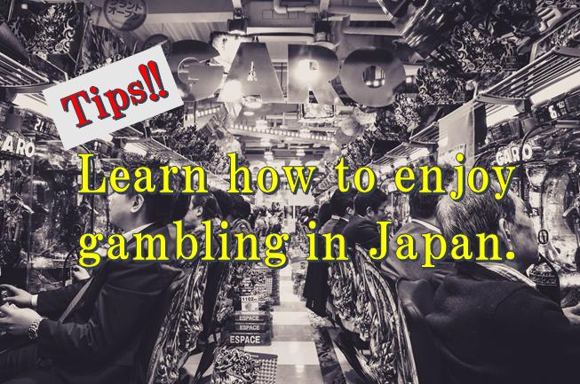 gamlbing in Japan
